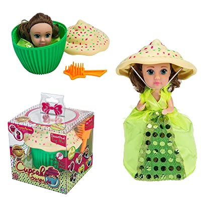 Cupcake Surprise Scented Princess Doll (Colors & Styles May Vary): Toys & Games