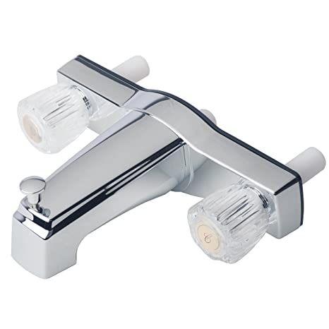 Builders Shoppe 3310ACP Mobile Home Two Handle Non-Metallic ... on showers for small bathrooms, showers for assisted living, showers for new construction, showers for rv parks, showers for campers, showers for farms, showers for boats, showers for rv's, showers for apartments, showers for trailers, showers for pets,