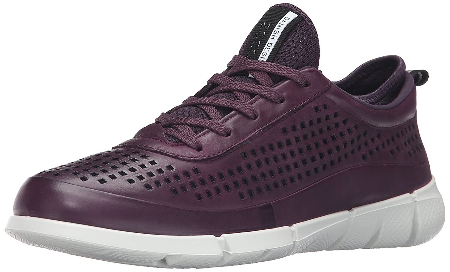 ECCO Women's Intrinsic Sneaker Fashion Sneaker B0163GALRQ 42 EU/11-11.5 M US|Mauve