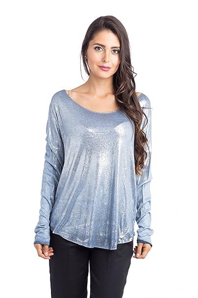 Abbino 6286 Camisa Blusa Top para Müjer 5 Colores - Verano Otoño Invierno Mujeres Femenina Elegante