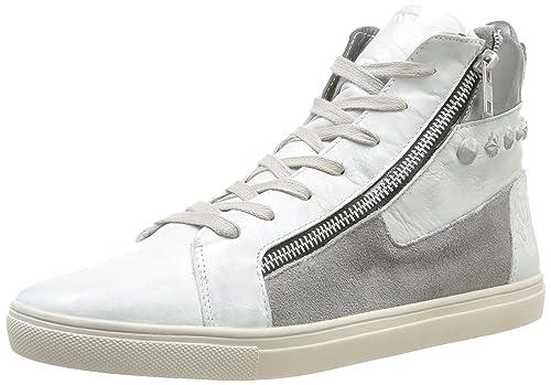 Groundfive Kobe Leather - Zapatillas de Deporte de cuero hombre: Amazon.es: Zapatos y complementos