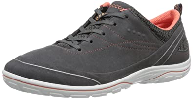 ECCO Women's Arizona Sneaker,Dark Shadow,36 EU/5-5.5 ...