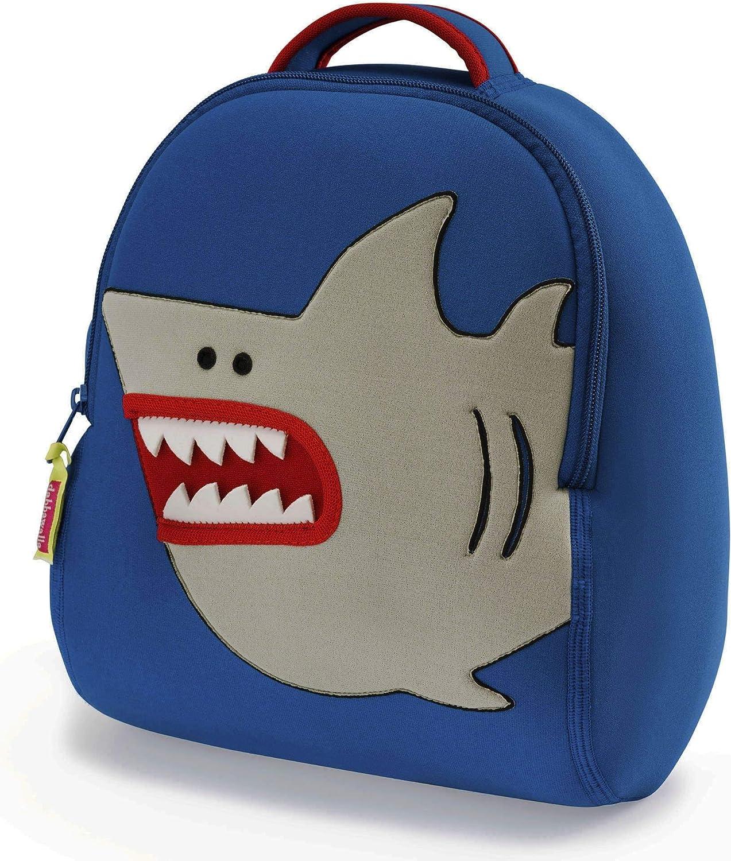 Dabbawalla Bags Preschool Backpack, Shark
