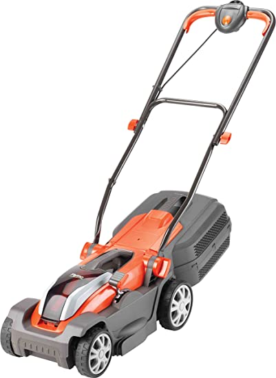 Flymo Mighti-Mi Cordless Lawnmower - Reliable Cordless Lawnmower