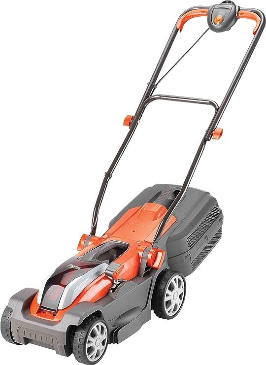Flymo Mighti-Mo 300 Li Cordless Battery Lawn Mower, 40 V, Cutting Width 30 cm