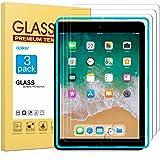 [3 Packs] Apiker Protector Pantalla Tablet Compatible con iPad Pro 9.7 Pulgadas, iPad 9.7 Pulgadas 2017/2018, iPad Air…