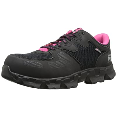 Timberland PRO Women's Powertrain Alloy-Toe EH W Industrial Shoe: Shoes