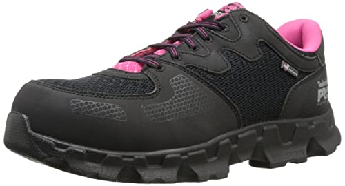 b7008591b21 Timberland PRO Women's Powertrain Alloy-Toe EH W Industrial Shoe