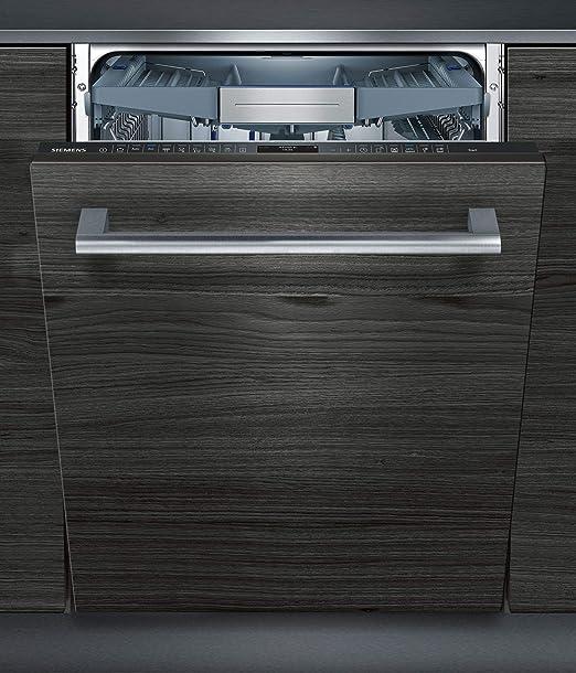 Siemens iQ500 SX758X46TE lavavajilla Totalmente integrado 14 ...