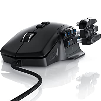 Gaming Mouse Thumb Buttons