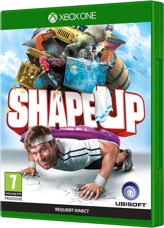 Ubisoft Shape Up, Xbox One Básico Xbox One Inglés vídeo - Juego ...