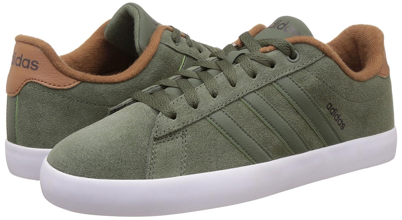 adidas AW4982, Herren Sneaker Grün BrownOlive Timber