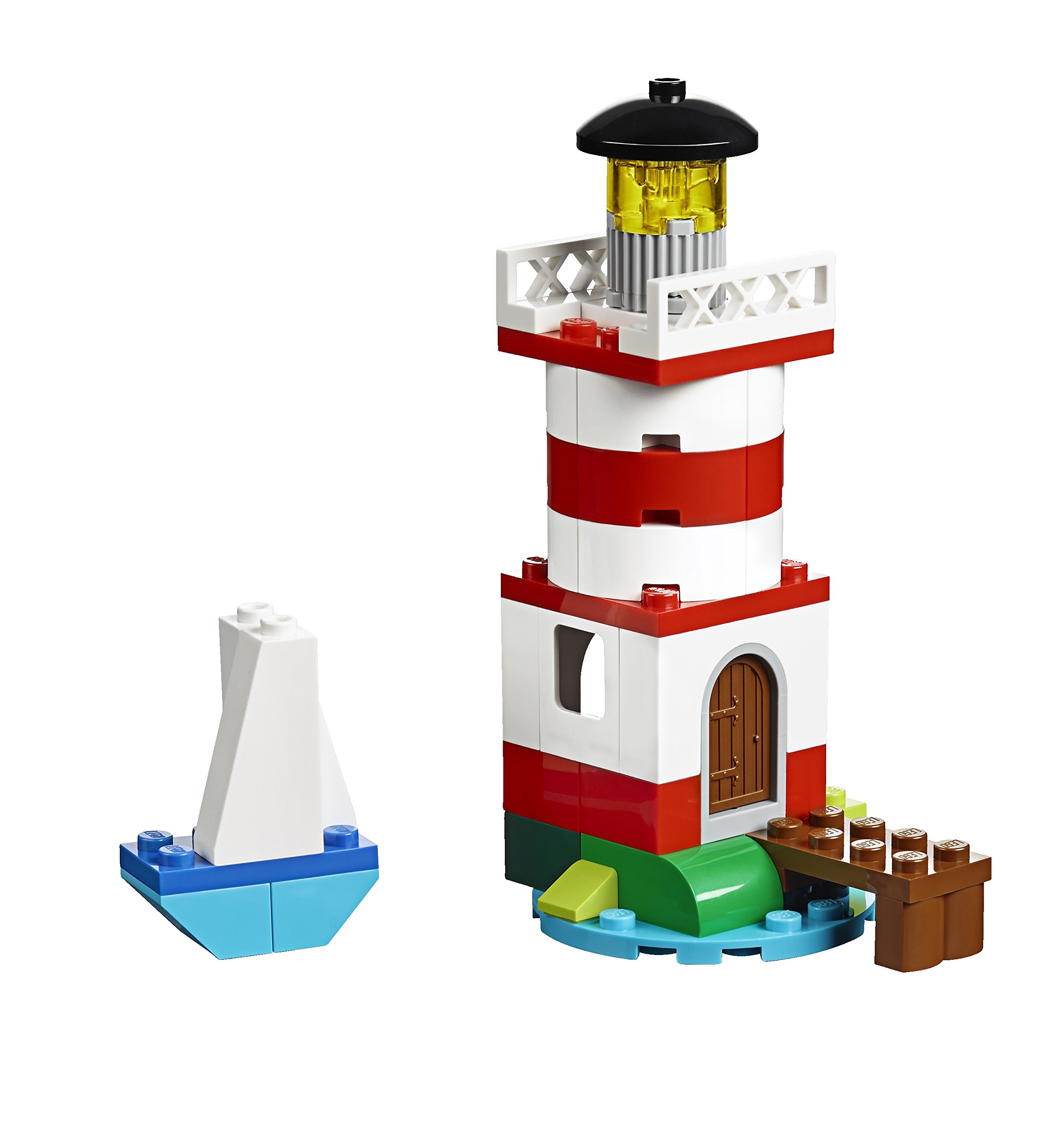 LEGO Classic Creative Bricks 10692 Building Blocks, Learning Toy by LEGO (Image #8)