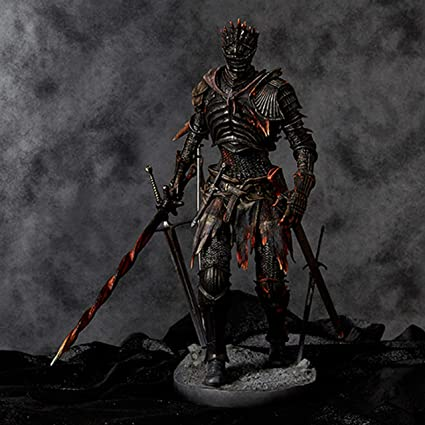 Gecco Dark Souls III Soul of Cinder 1/6 Scale Estatua: Amazon.es: Juguetes y juegos
