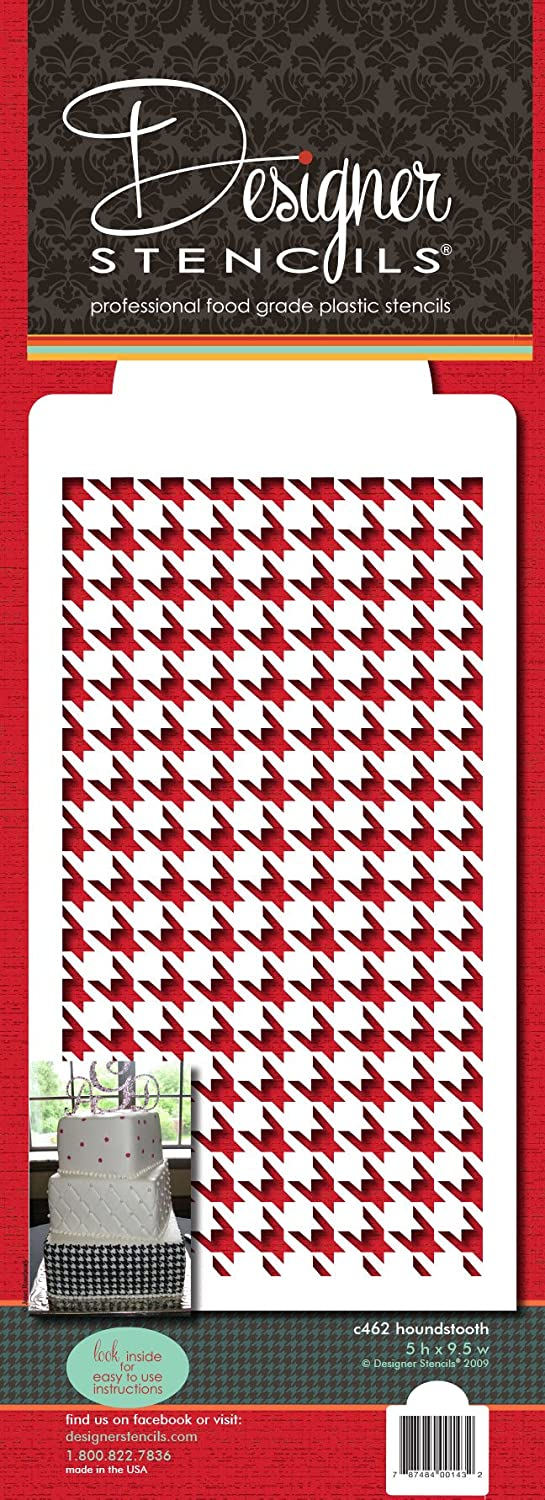 Houndstooth Colors With Stencils Topsimages