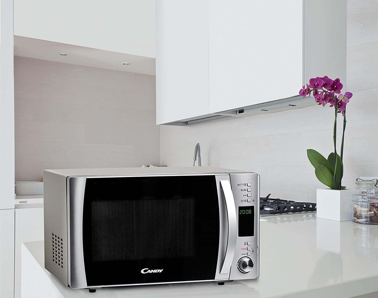 Candy CMXG25DCS - Microondas con grill y cook in app, 25 L, 40 ...