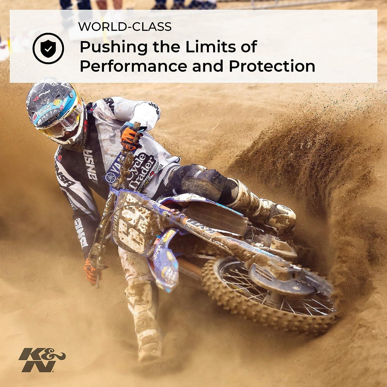 K/&N YA-6084 Moto Filtre /à air de rechange