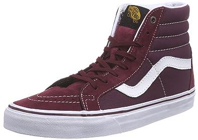 099f92edfa49 Vans Mens Surplus Sk8-Hi Reissue Port Royale Port Sneaker - 10