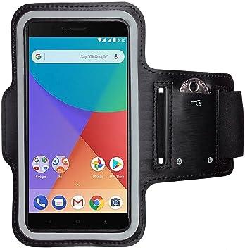 CoverKingz Xiaomi Mi A1 Brazalete Deportivo Negro Fitness móvil ...