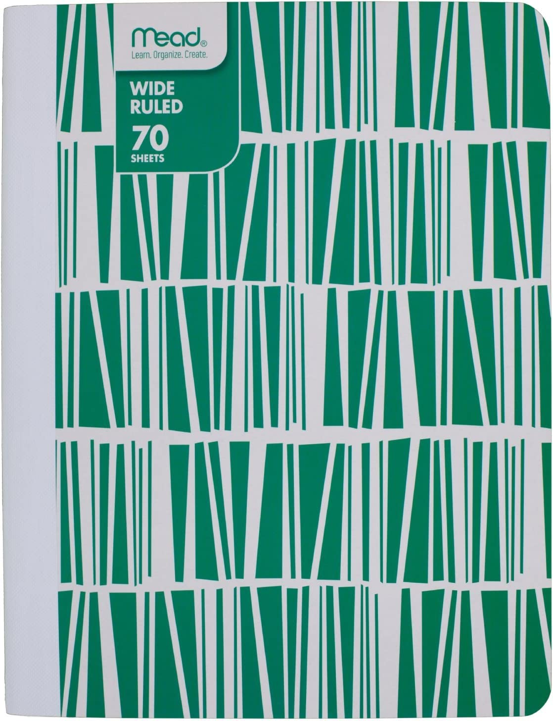 Designs Selected For You 09358 Fashion Wide Ruled Paper 70 Sheets Mead Composition Book//Notebook