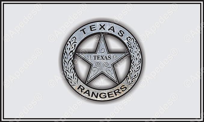 Aufkleber Für Computer Tablet Pc Motiv Texas Ranger 7 6 X 12 7 Cm Küche Haushalt