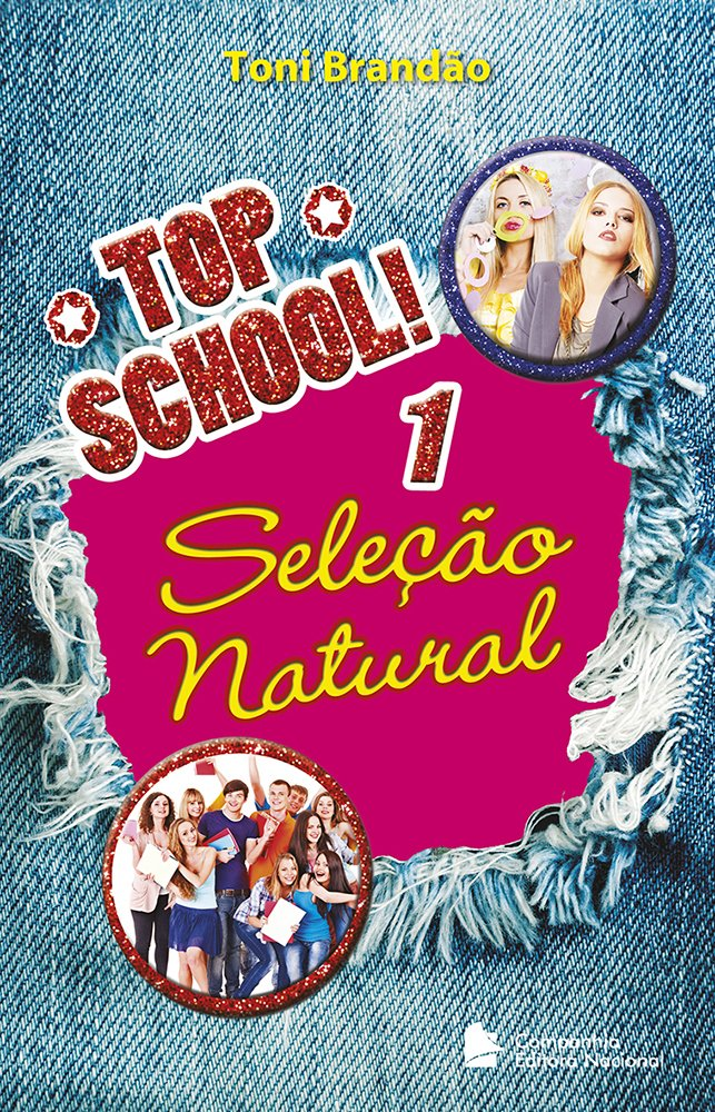 Top School: Selecao Natural - Vol.1 (Portuguese Brazilian) Paperback – 2014