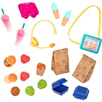 Glitter Girls Dolls by Battat – GG Drive-Thru Food Set – Can We Take Your Order? – Play Food & Pretend Restaurant…