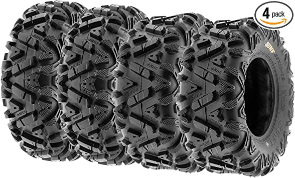 ITP MUD LITE 25X10X11 ATV TIRES SET OF 2 NEW