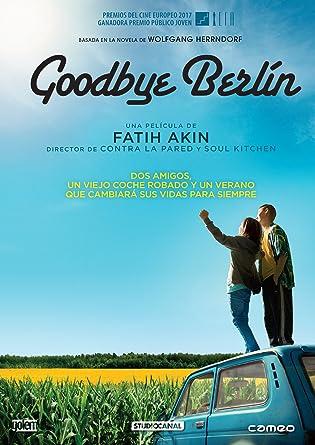 Goodbye, Berlín [DVD]