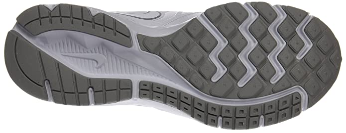 Amazon.com: Nike Kids Downshifter 6 LTR Little Kid/Big Kid White/Wolf Grey/White Boys Shoes: Shoes