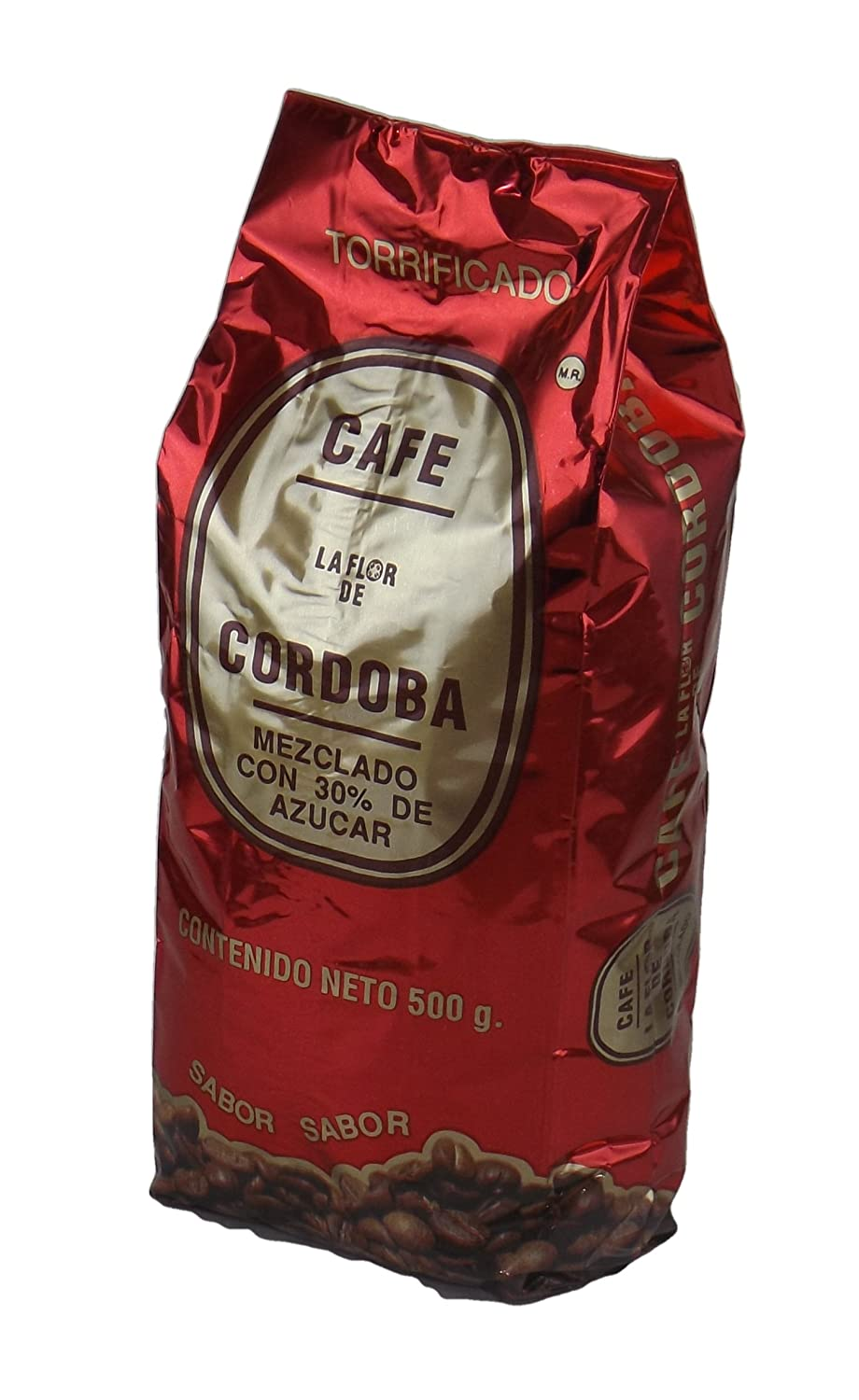 Amazon.com : Cafe La Flor de Cordoba Torrificado para Cafe de Olla 1.1 Lbs (500 gr) : Grocery & Gourmet Food