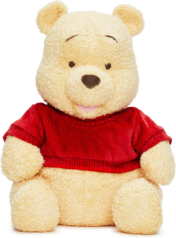 Posh Paws Bear MI Oso de Peluche Pooh, Multicolor, 20