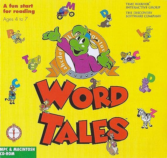 Amazon com: Word Tales - Phonics Made Fun! Win/Mac CD-ROM