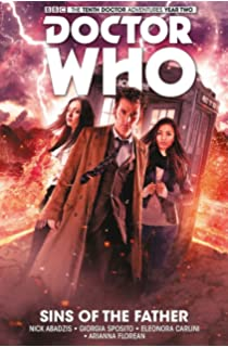 Doctor Who: The Tenth Doctor Volume 3 - The Fountains of