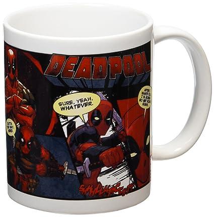 BAD ASS SMART ASS GREAT ASS Deadpool Keyring Marvel Comics Funny Gifts For Him