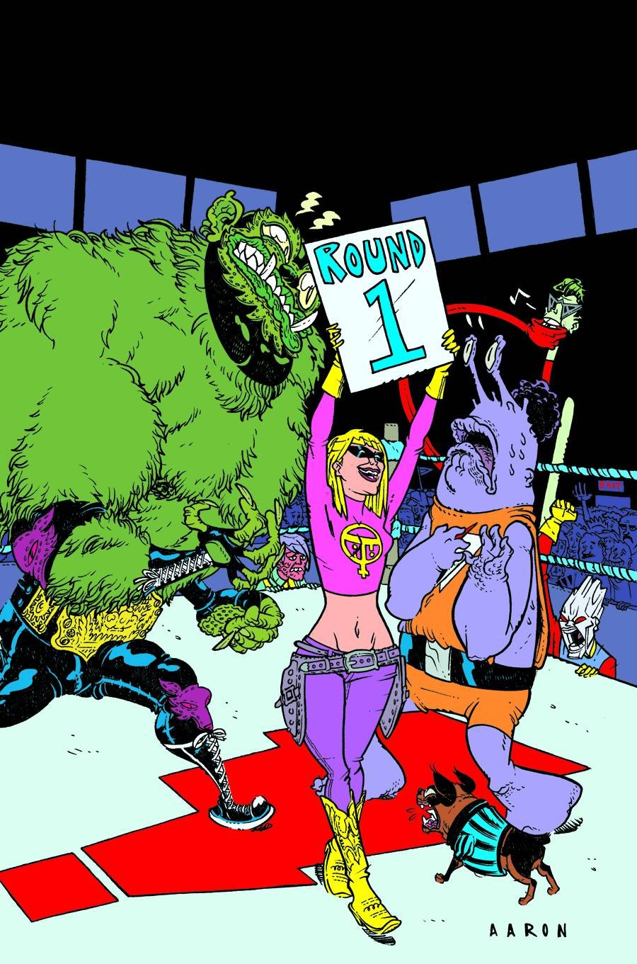 It Girl & the Atomics Round 1: Dark Streets, Snap City TP (It Girl! and the Atomics) PDF
