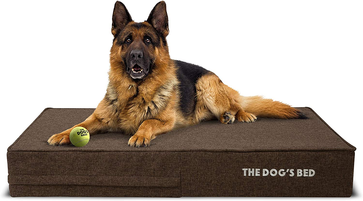 Waterproof Calming Bed Dog Pain Relief for Arthritis Washable Cover Lameness The Dog/'s Bed Orthopedic Dog Bed Hip /& Elbow Dysplasia Post Surgery Premium Memory Foam S-XXXL Senior Supportive