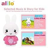 alilo Honey Bunny Story Teller Nursery Rhyme