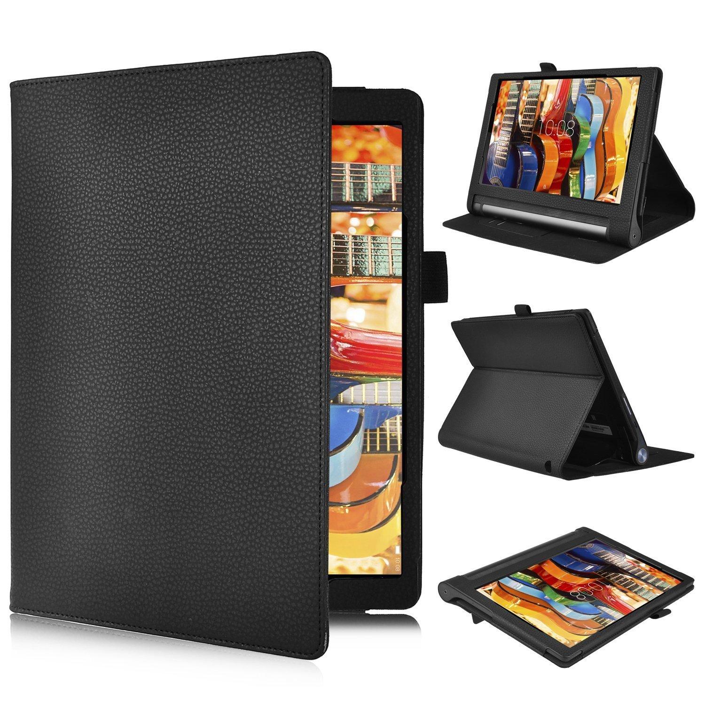 Lenovo Yoga Tab 3 Pro Plus Flip Case Ivso Slim 8 Folio Book Cover For