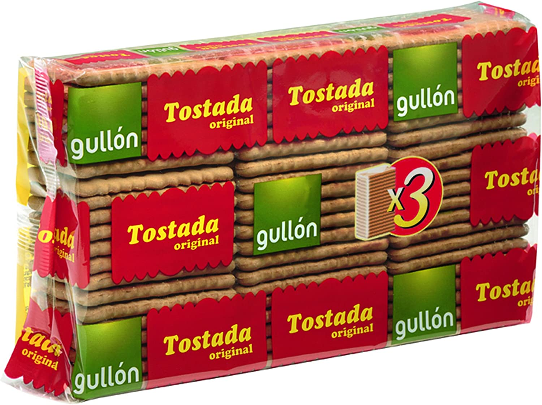Tostada Gullón - Galleta Paquete - 400 g