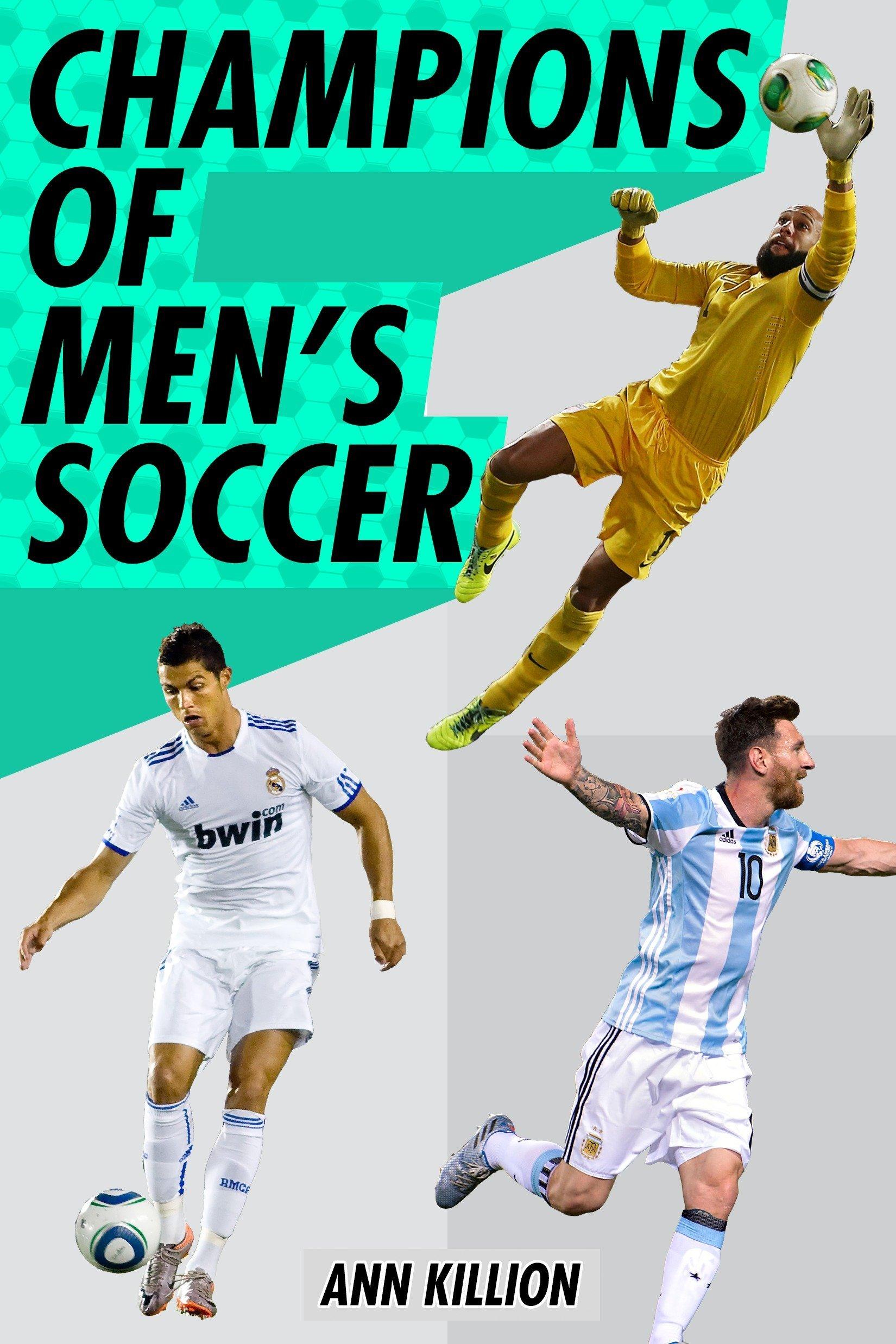 Champions of Men's Soccer ebook
