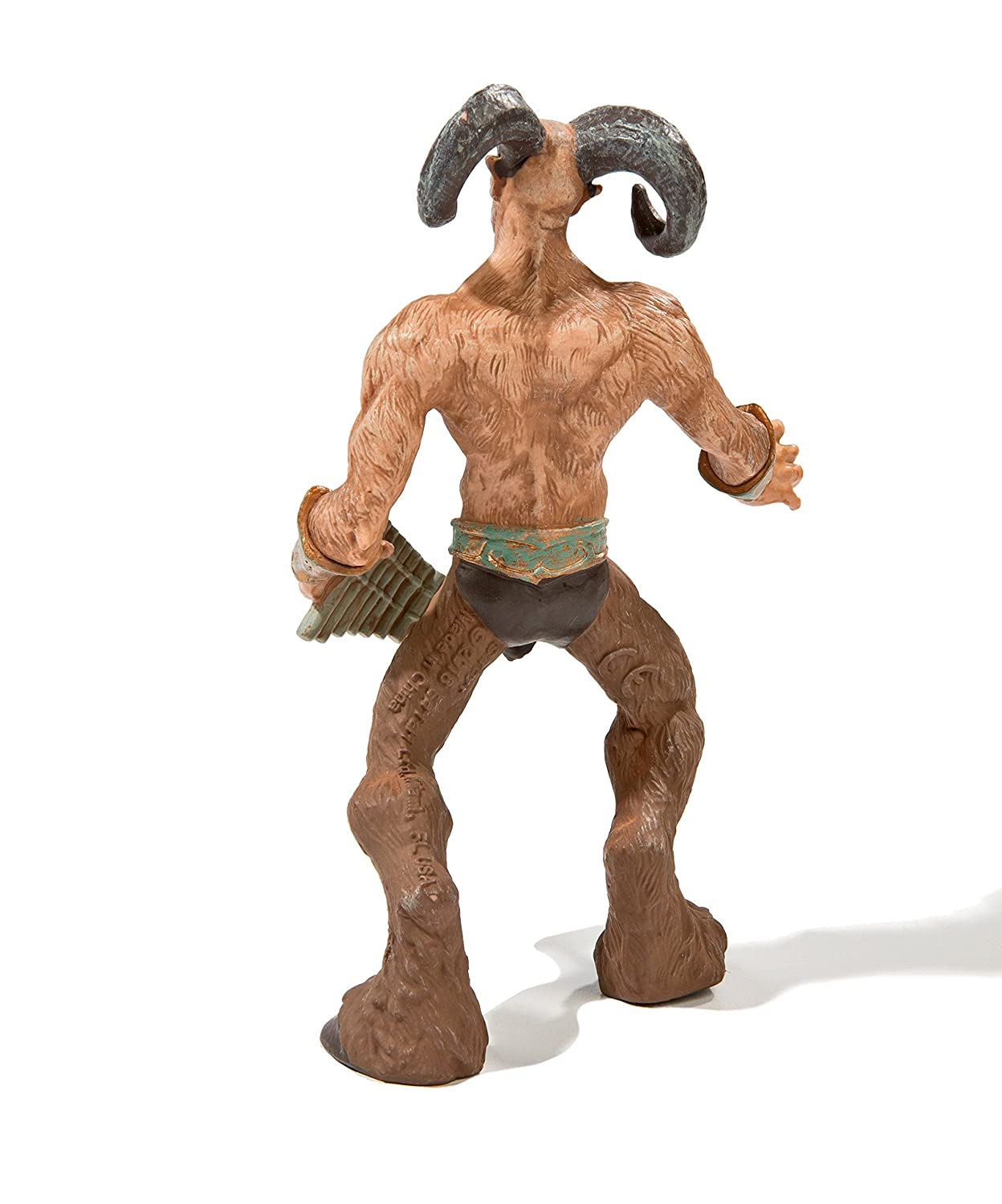 Mythical Realms Satyr for Ages 3 and Up 100077 Lead and BPA Free Materials Safari Ltd Quality Construction from Phthalate