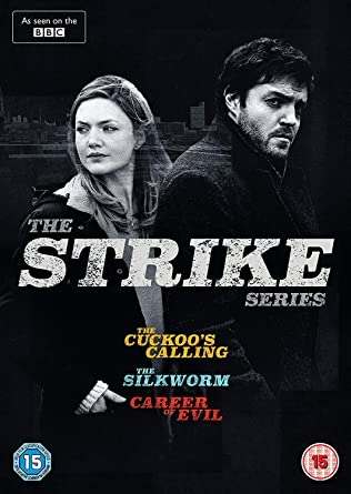 The Strike Series [DVD] [2018]: Amazon co uk: Tom Burke
