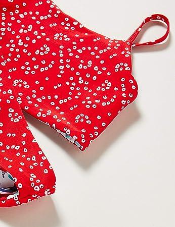 Tuc Tuc Bikini Reversible Estampado NIÑA Rojo Lost Ocean
