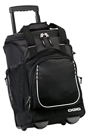 Amazon.com : OGIO Pulley Cooler - Black : Rolling Cooler Bag ...