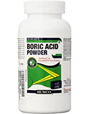 HUMCO HOLDING GROUP Boric Acid Powder, 12 Ounce
