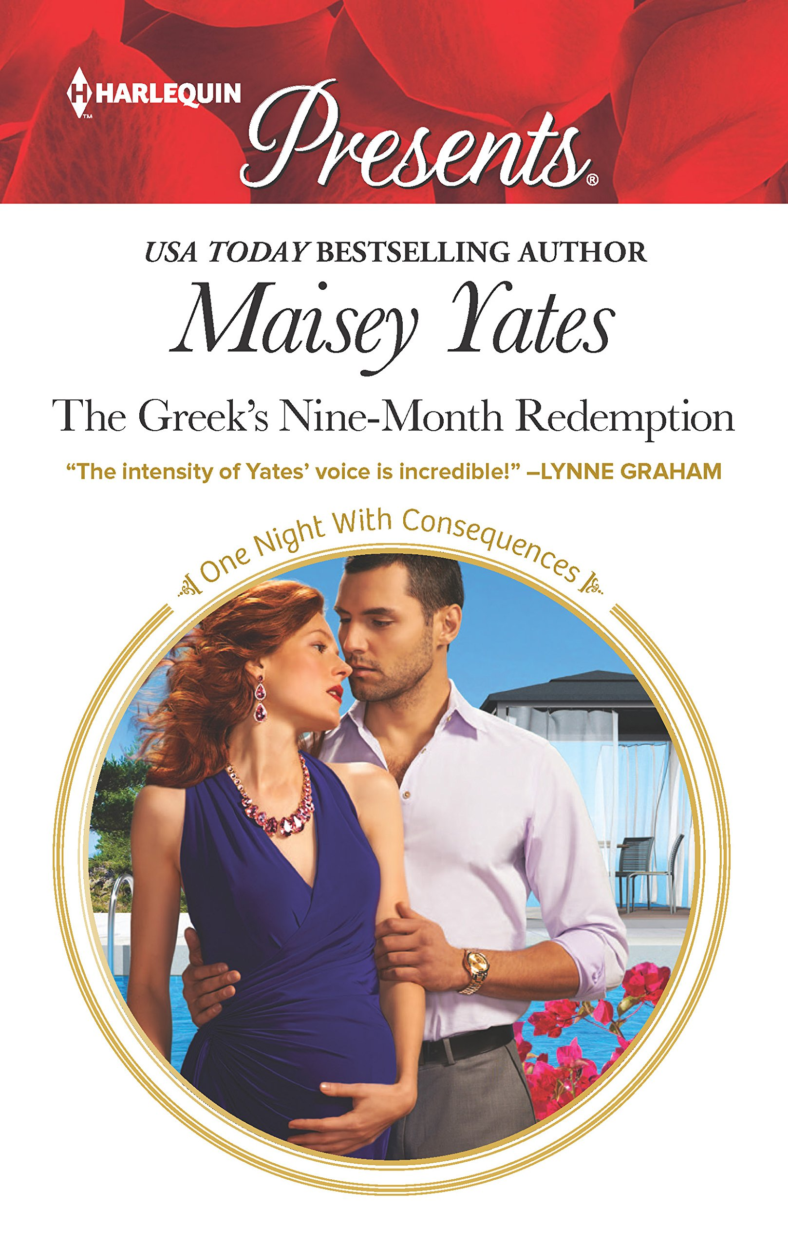 Download The Greek's Nine-Month Redemption (One Night With Consequences) PDF