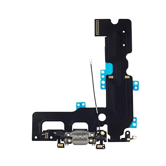 buy popular 0eed9 ce7bc Amazon.com: COHK USB Charging Port Dock Connector Flex Cable with ...