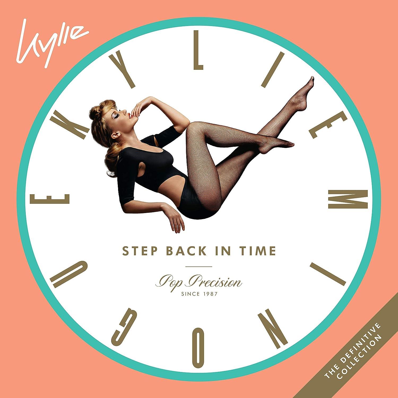 Kylie Minogue - Step Back In Time (2 Lp) Color - Edición Limitada [Vinilo]