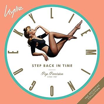 Kylie Minogue - Step Back In Time Color - Edición Limitada : Kylie ...